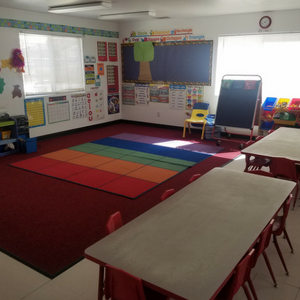 Victorville Preschool Red Room