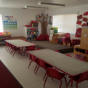 Victorville Daycare Red Room